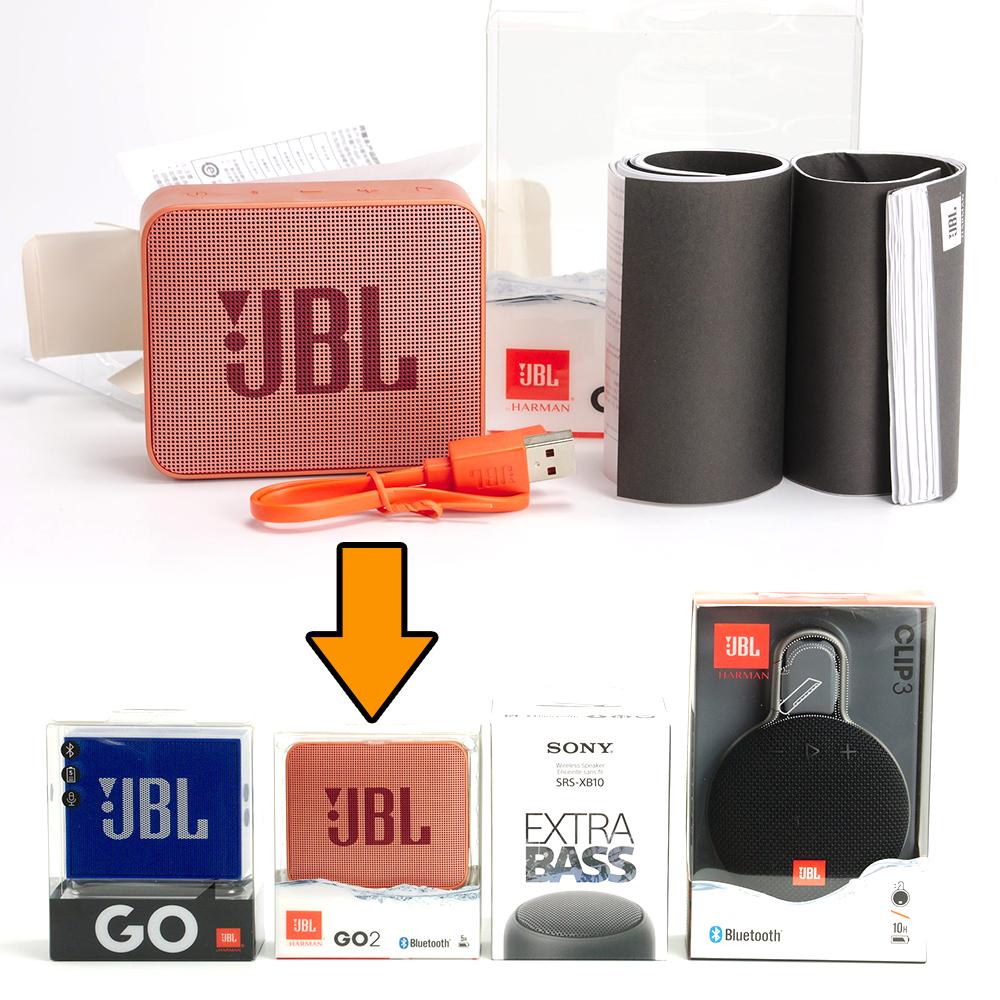 jbl go vs jbl go 2 bluetooth lautsprecher. Black Bedroom Furniture Sets. Home Design Ideas