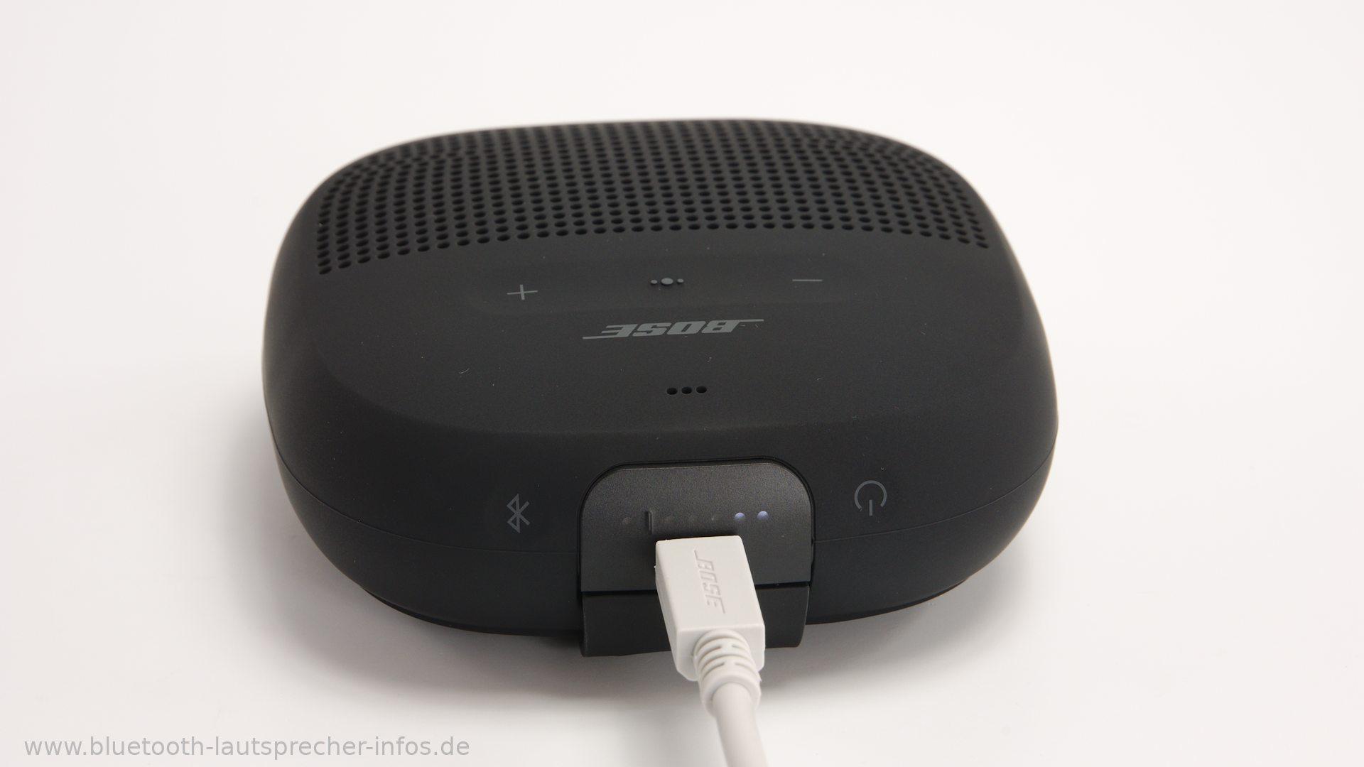 bose soundlink micro im test sehr kleiner bluetooth. Black Bedroom Furniture Sets. Home Design Ideas