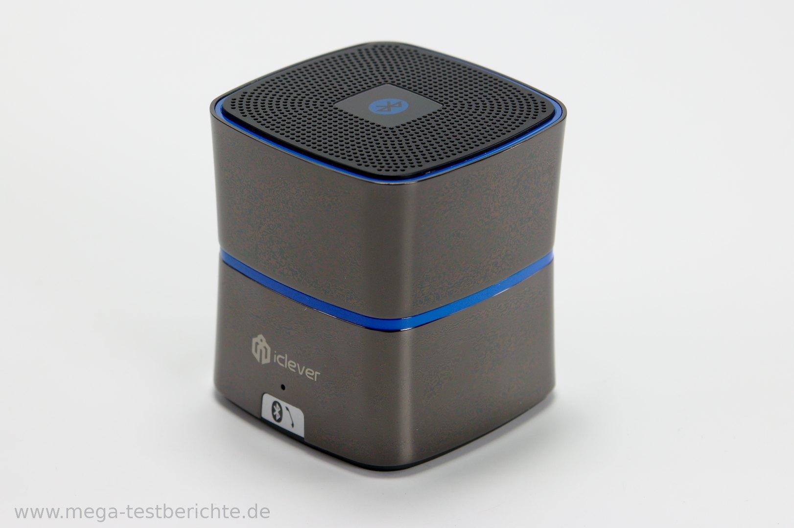 mini bluetooth lautsprecher im test iclever ic bts02. Black Bedroom Furniture Sets. Home Design Ideas
