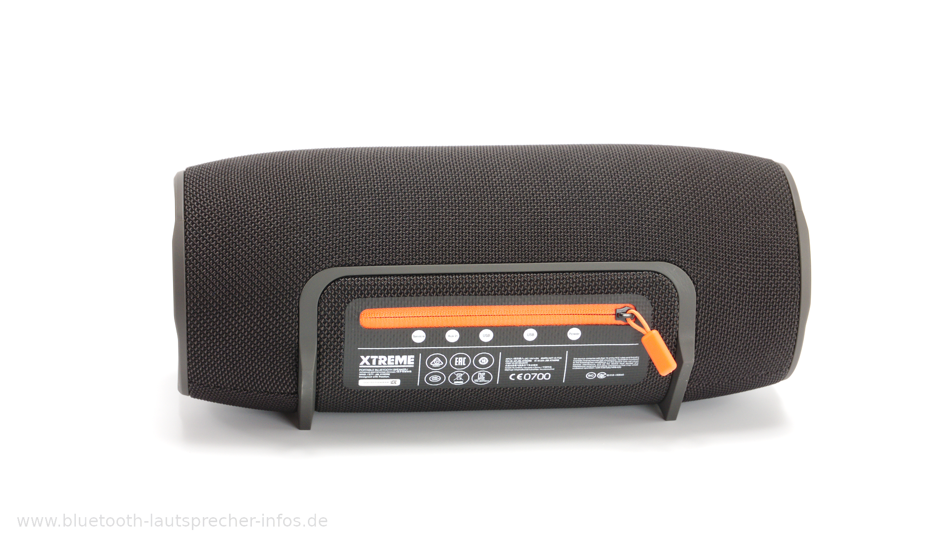 jbl xtreme im test gro er bluetooth lautsprecher mit. Black Bedroom Furniture Sets. Home Design Ideas
