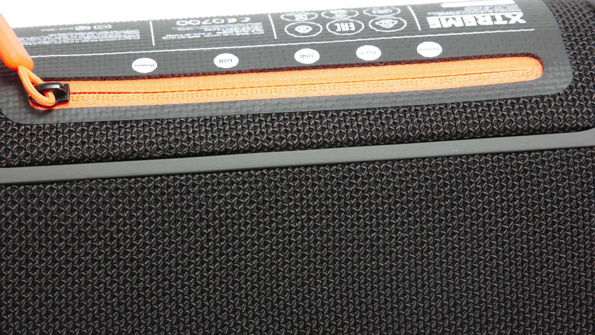 JBL XTREME im Test - Großer Bluetooth-Lautsprecher mit