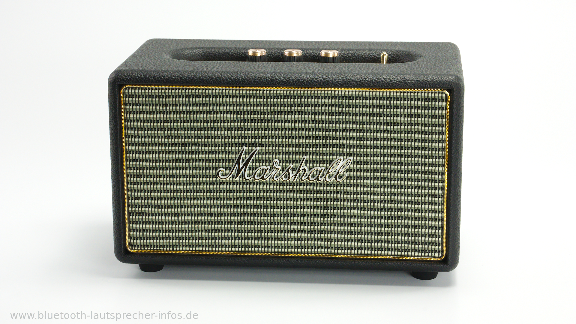 marshall acton im test station rer bluetooth. Black Bedroom Furniture Sets. Home Design Ideas