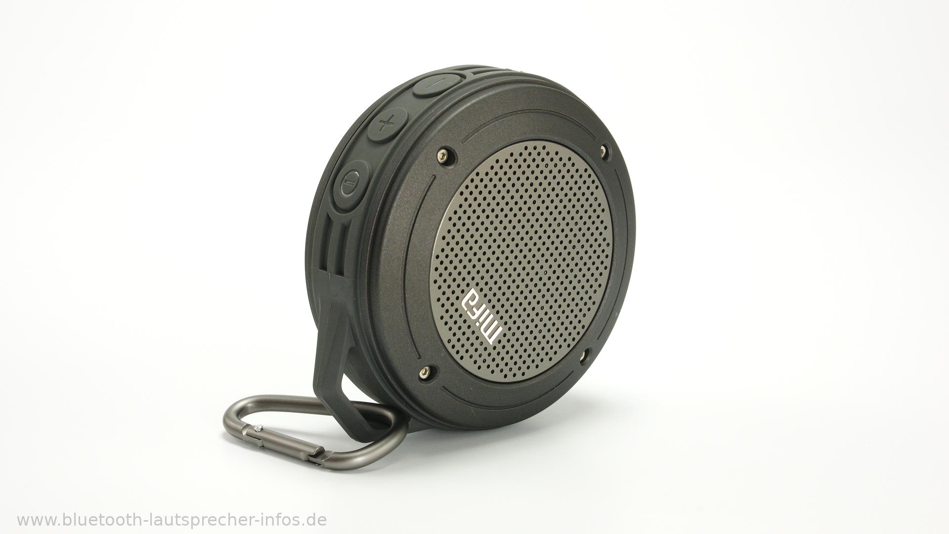 Mifa F10 Im Test Sehr Leichter Und Kleiner Bluetooth Lautsprecher Mini Speaker 19
