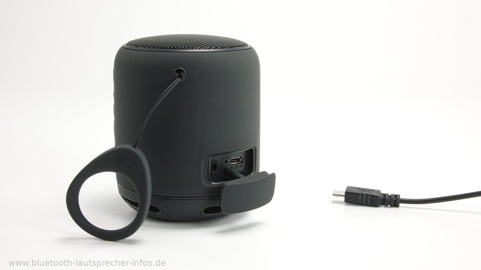 der sony srs xb10 im test stereo nfc und mehr. Black Bedroom Furniture Sets. Home Design Ideas